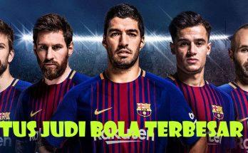 Situs Judi Bola Terbesar di Asia