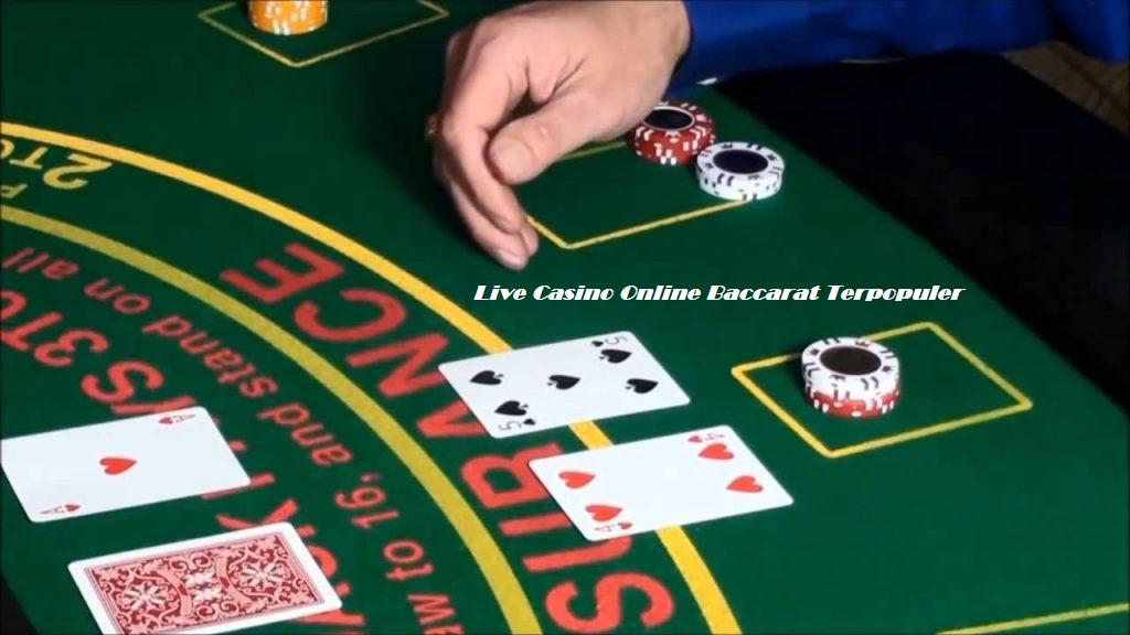 Live Casino Online Baccarat Terpopuler