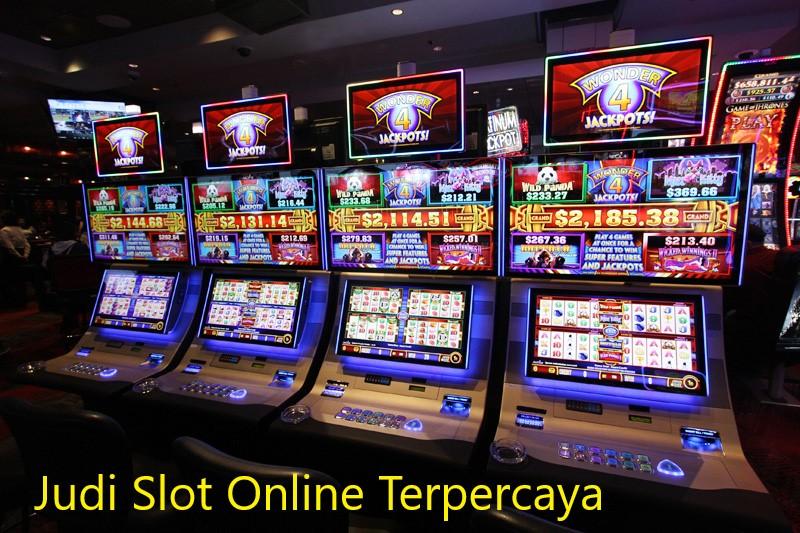 Judi Slot Mesin Online