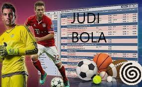Mainkan Judi bola Online Secara Bertahap !